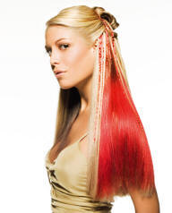 Hair extensions and hair replacement solutions are available at Hair Therapy for Women in Tampa.